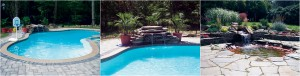 Rockland County pools, spas, waterfalls